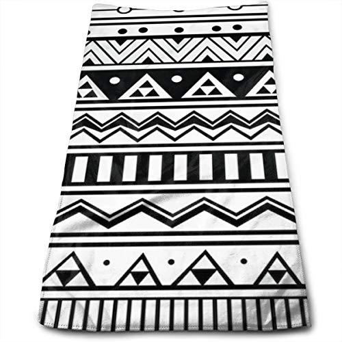 The Best And Abstract Geometric Aztec Style Hand Towels Beach Towel Instant Cool Ice Towel Gym Quick Dry Towel Microfibre Towel Cooling Sports Towel 12 X 27.5 Inch