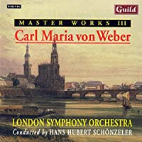 Master Works III-Carl Maria Von Weber