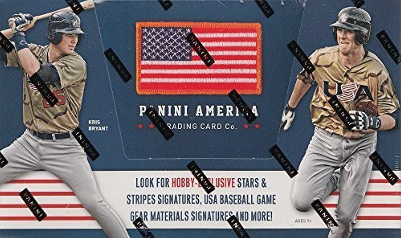 2015Panini Stars & Stripes USA Baseball Hobby Box by Panini