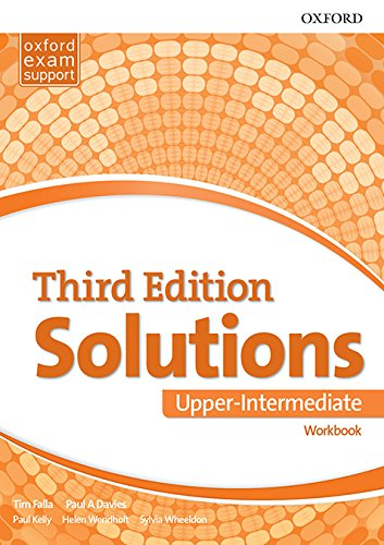 Solutions Upper-Intermediate. Workbook 3rd Edition - 9780194506519 (Solutions...