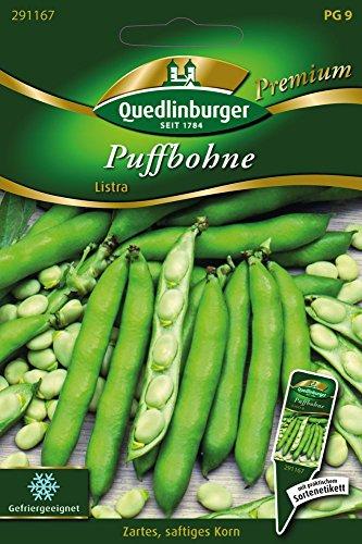 Puffbohnen Listra von Quedlinburger Saatgut [MHD 01/2019]