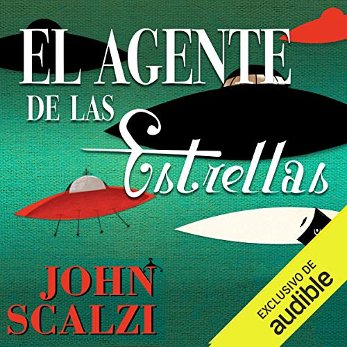 El Agente de las Estrellas [Agent to the Stars] audiobook cover art