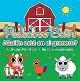 Peekaboo Barn / ¿Quién está en el granero? (Spanish Edition)