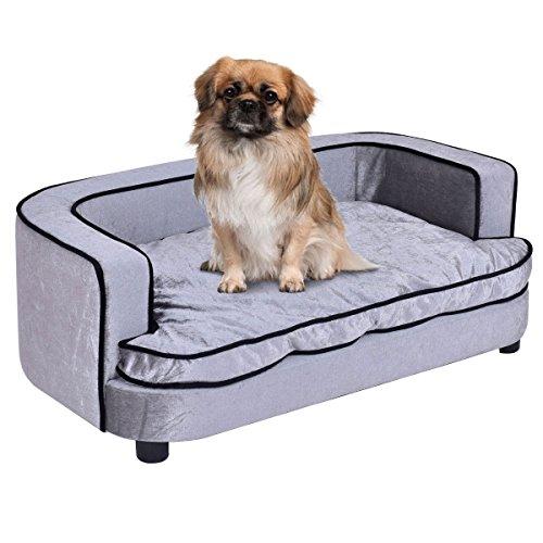 Orthopedic Pet Lounge Sofa by Giantex