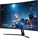 Sceptre C325B-185RD Curved 32-inch Gaming Monitor up to 185Hz 165Hz 144Hz 1920x1080 AMD FreeSync HDMI DisplayPort Build-in Speakers, Machine Black 2020