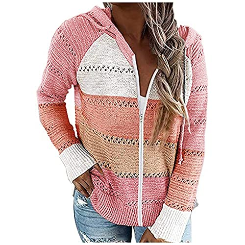 Berimaterry Sudadera Mujer Jersey con Capucha Mujer Sudaderas con Capucha Mujer Sweatshirt Mujer Suéter con...