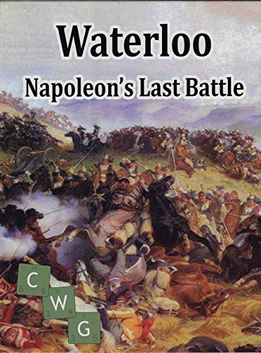 Tactical Wargame Waterloo - Napoleon´s Last Battle