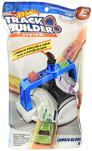 Hot Wheels Track Builder Zubehör Switch it! Richtungswechsler