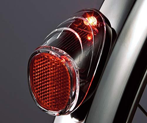 パナソニック(Panasonic) LED ソーラーオートテールライト 後ドロヨケ取付式 NSKR604自転車