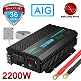 Best Pure Sine Wave Inverters - Pure Sine Wave Power Inverter 2200Watt DC 12volt Review