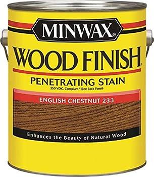 Minwax Wood Finish English Chestnut Transparent 1 Gl Voc