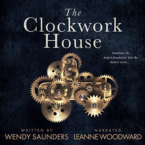 The Clockwork House cover art