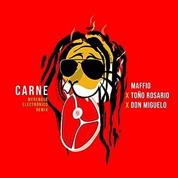 Carne (Merengue Electrónico Remix)