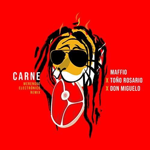 Maffio, Toño Rosario & Don Miguelo
