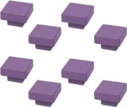 Pomoline PART-A891-5 meubelknop, mat, violet