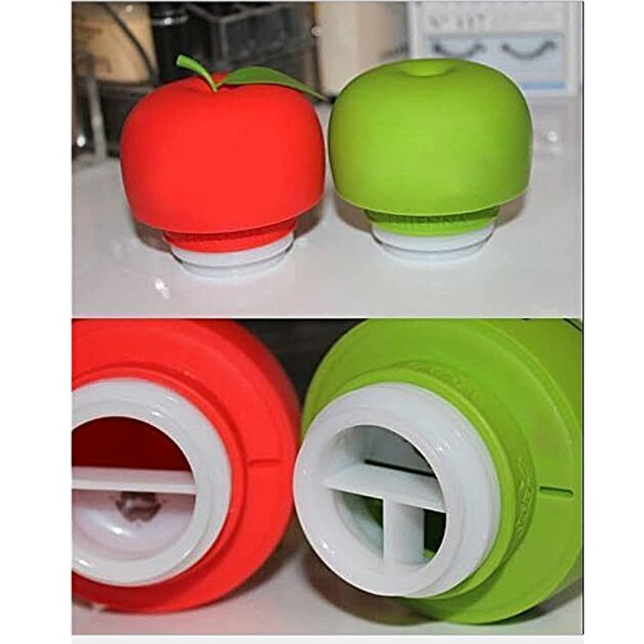 Stingna Sexy Full Lip Plumper Enhancer Hot Sexy Mouth Beauty Lip Pump Enhancement Green Double or Red Single Lobbed Lips Pump Device Quick Lip Plumper Enhancer (GREEN)