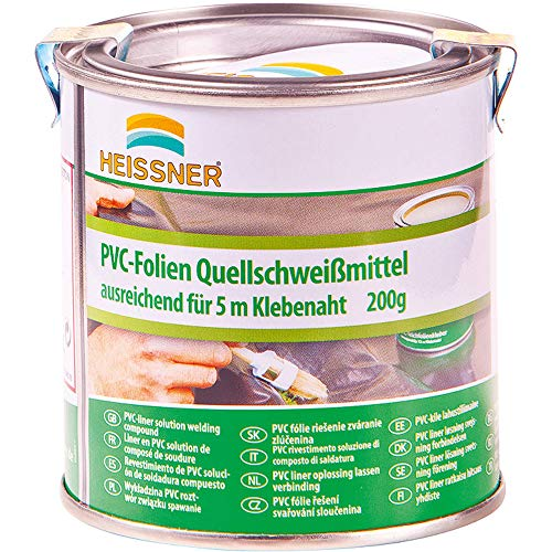 PVC-Teichfolienkleber 200g von Heissner