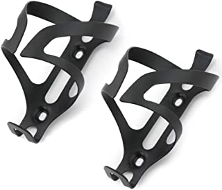COFIT Bike Water Bottle Cage of Lightweight Strong Aluminium Alloy Perfect Holder for Road Mountain and BMX Bicycles, Pack of 2