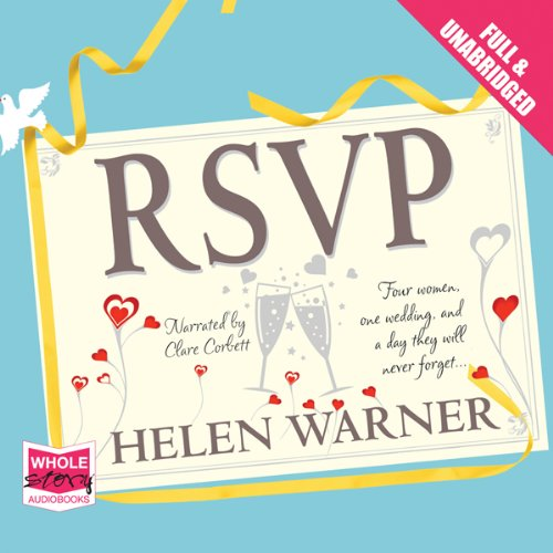 RSVP audiobook cover art