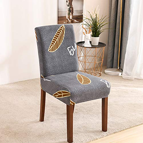 Oukeep Reactive Printing And Dyeing Process Chair Cover, High-Strength Elastic, All-Inclusive Chair Cover, Universal For All Seasons, Washable And Not Easy To Fade