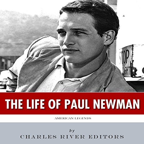 American Legends: The Life of Paul Newman cover art