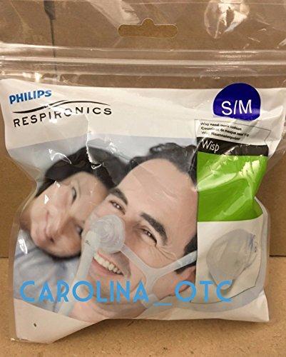 Wisp Nasal Mask Replacement Cushion (Small/Medium Cushion) by Philips Respironics