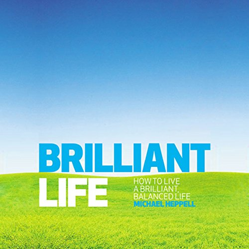 Brilliant Life audiobook cover art