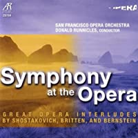 Symphony at the Opera by San Francisco Opera Orchestra