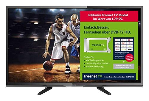 DYON Enter 32 Pro freenet TV Edition 81,2 cm (32 Zoll) Fernseher (Triple Tuner)