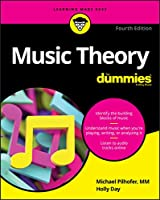 Music Theory For Dummies, 4th Edition
