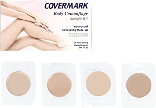Covermark M01 - Kit de prueba mágica para piernas (tamaño mediano)