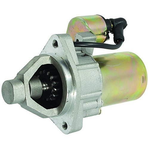 New Starter Replacement For HONDA TORO GX340 GX390 DINGO 11-13HP 128000-2750, 31210-ZB8-0130, 31210-ZE3-013, 31210-ZE3-0130, 31210-ZE3-023, DB5B6, DB5B8