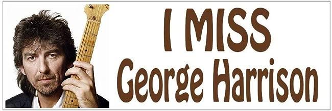 Best george harrison sticker Reviews