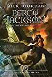Percy Jackson and the Olympians, Book Five: The Last Olympian (Percy Jackson & the Olympians (5))