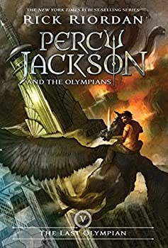 Paperback Percy Jackson and the Olympians, Book Five the Last Olympian (Percy Jackson and the Olympians, Book Five) Book
