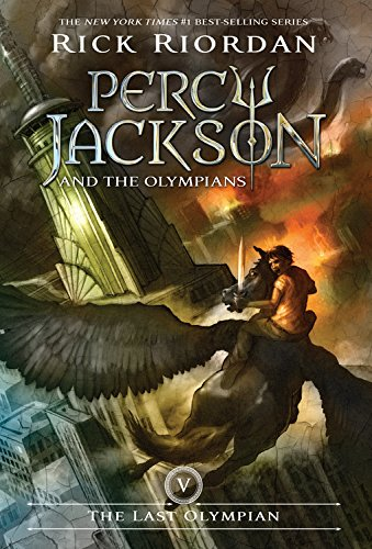 Percy Jackson and the Olympians, Book Five The Last Olympian (Percy Jackson and the Olympians, Book Five) (Percy Jackson & the Olympians, 5, Band 5)