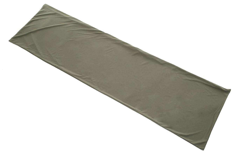 反動例示する肉の【日本製】 オリジナル 抱き枕カバー オリーブグリーン 横ファスナー 160cm×50cm対応