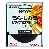 Hoya SOLAS IRND 1.8 52mm Infrared Neutral Density Filter