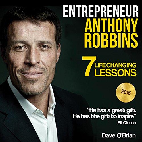 Entrepreneur: Anthony Robbins audiobook cover art