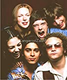 LA STICKERS That '70s Show Cast - Sticker Graphic - Auto, Wall, Laptop, Cell, Truck Sticker for Windows, Cars, Trucks
