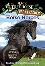 Magic Tree House Fact Tracker #27( Horse Heroes( A Nonfiction Companion to Magic Tree House #49( Stallion by Starlight)[MTH FACT TRACKER #27 HORSE HER][Paperback]