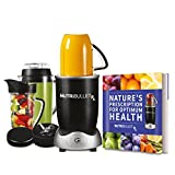 NutriBullet RX 1700W Power Black Nutri Bullet Blender Mixer Juicer Extractor Food Processor by High Street TV