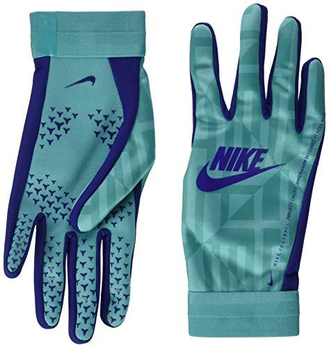 Nike Y FCB Nk Acdmy Hprwrm-Ho19 Handschuhe, Unisex, Erwachsene M Hütte/Hütte/dunkel königsblau