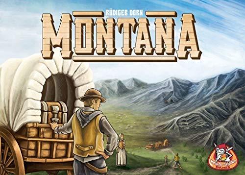 White Goblin Games WGG1721 - Montana