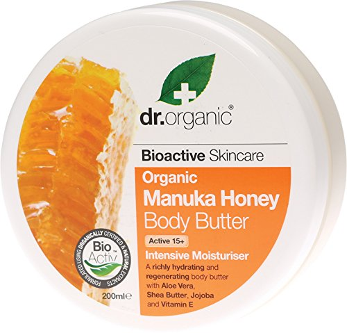 Dr Organic Manuka Honey Body Butter 200ml
