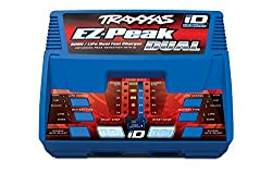 in budget affordable Traxxas2972 EZ-Peak Plus 100 W Dual NiMH / LiPo Charger with iD system