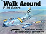 F-86 Sabre - Walk Around No. 21