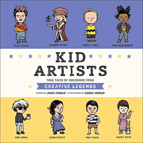 Kid Artists cover art