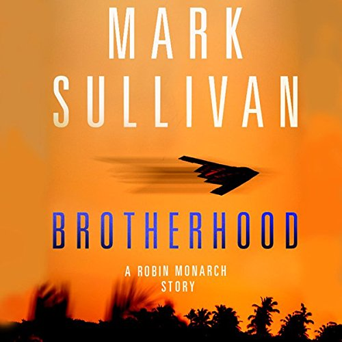 Brotherhood audiobook cover art