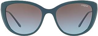 Vogue Eyewear Gradient Cat Eye Women's Sunglasses